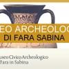 Il Museo Civico Archeologico di Fara Sabina