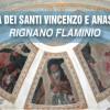 La Chiesa dei Santi Vincenzo e Anastasio a Rignano Flaminio