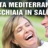 Dieta Mediterranea , Vecchiaia in Salute