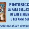 Pintoricchio – La Pala dell'Assunta di San Gimignano e gli anni senesi