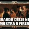 Gherardo delle Notti in mostra a Firenze