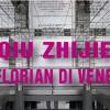 Qiu Zhijie al Caffè Florian di Venezia