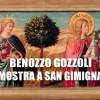 Benozzo Gozzoli a San Gimignano