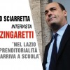 Nicola Zingaretti: nel Lazio l'imprenditorialità arriva a scuola