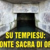 Su Tempiesu: la fonte sacra di Orune