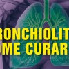Bronchiolite: come curarla?