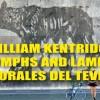 William Kentridge: i murales del Tevere