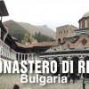 Monastero di Rila: trionfo d'affreschi