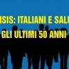 Censis: Italiani e Salute. Storia degli ultimi 50 anni