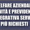 Welfare aziendale: sanità e previdenza integrativa servizi più richiesti