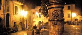 Montopoli in Sabina: la visita