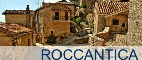 Roccantica: visita e storia
