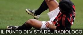 I traumi da calcio: il punto di vista del radiologo