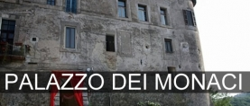 Capena – Il Palazzo dei Monaci e Paraterra