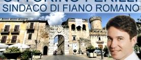 Intervista al sindaco di Fiano Romano Ottorino Ferilli