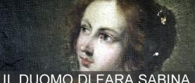 L'Educazione della Vergine torna a Fara Sabina