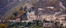 Montenero Sabino: la storia e il castello