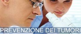 Prevenzione dei tumori del Colon Retto