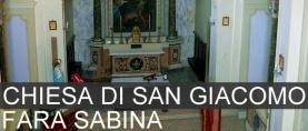 Chiesa di San Giacomo a Fara Sabina