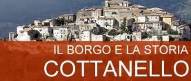 Cottanello il borgo e la storia