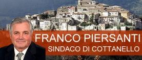 Intervista a Franco Piersanti, sindaco di Cottanello