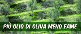 Più olio d'oliva, meno fame