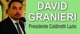 David Granieri: la Città Eterna prima testimonial dell'olio DOP Sabina