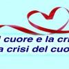 Il cuore e la crisi, la crisi del cuore: il cuore degli italiani cede, colpa anche della crisi