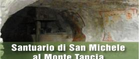 Il Santuario di San Michele Arcangelo al Monte Tancia