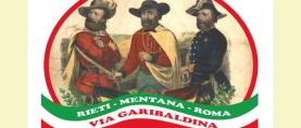 """La Via Garibaldina: un """"filo rosso"""" come le camicie che collega Roma e Rieti"""