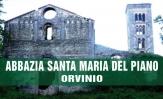 L'Abbazia di Santa Maria del Piano a Orvinio