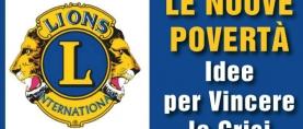 I Lions e le nuove povertà: parte dalle idee la vittoria sulla crisi