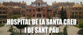 Sant Pau: recinto modernista