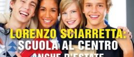 Palermo, Napoli, Roma, Milano: scuola al centro anche d'estate