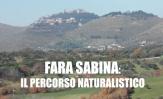 La pista ciclabile di Fara Sabina