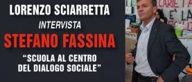 Stefano Fassina: scuola al centro del Dialogo sociale con il Comune
