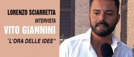 Vito Giannini: l'Ora delle Idee