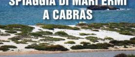 La Spiaggia di Mari Ermi a Cabras