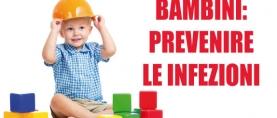 Bambini: prevenire le infezioni