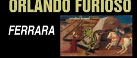 Orlando Furioso e Ariosto a Palazzo dei Diamanti