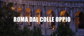 Roma dalle terrazze del Colle Oppio: foto d'autore