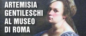 Artemisia Gentileschi al Museo di Roma