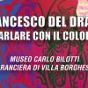 Francesco del Drago al Museo Bilotti di Roma