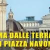 Roma dalle terrazze di Piazza Navona