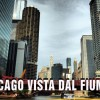 Vedere Chicago dal fiume…in taxi