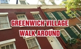 Greenwich Village walk around