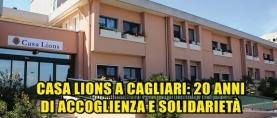 Casa Lions a Cagliari: 20 anni di accoglienza e solidarietà