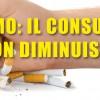 Fumo: il consumo non diminuisce