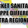 Ticket sanitari: troppe differenze tra regioni