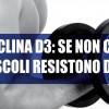 Ciclina D3: se non c'è, i muscoli resistono di più